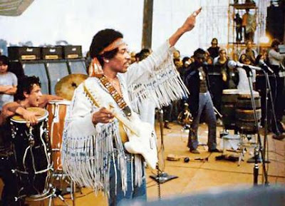 Jimi Hendrix, classic rock, peace, love, music, Woodstock, hippy, hippies