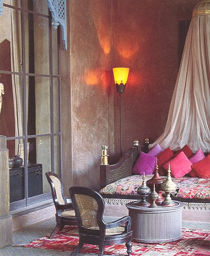 Inspire bohemia moroccan interior design inspiration - Moroccan living room design ...