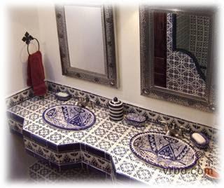 Inspire Bohemia Bohemian Bathrooms