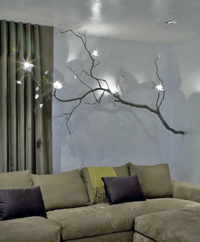Inspire Bohemia: Holiday Chandeliers and Brancheliers!