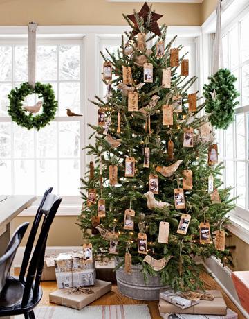 Christmas Fall Holiday Decor Interior