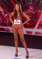 American Idol Katrini Bikini Girl
