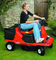 mtd yardman ride on mower manual