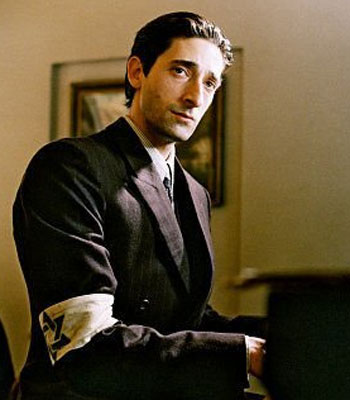 Matt vs. the Academy: ... Adrien Brody Pianist