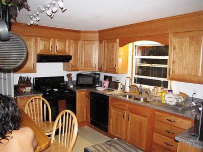 Kitchen Cabinet Wish List
