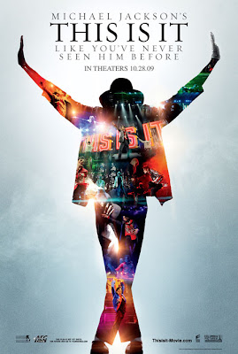 Filme Poster Michael Jackson - This Is It DVDRip Rmvb Legendado