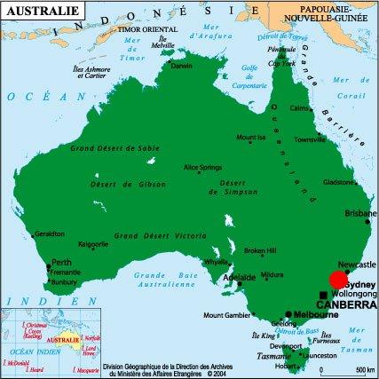 En route pour le (re)tour... du monde: Sydney