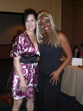 China Doll and GloZell