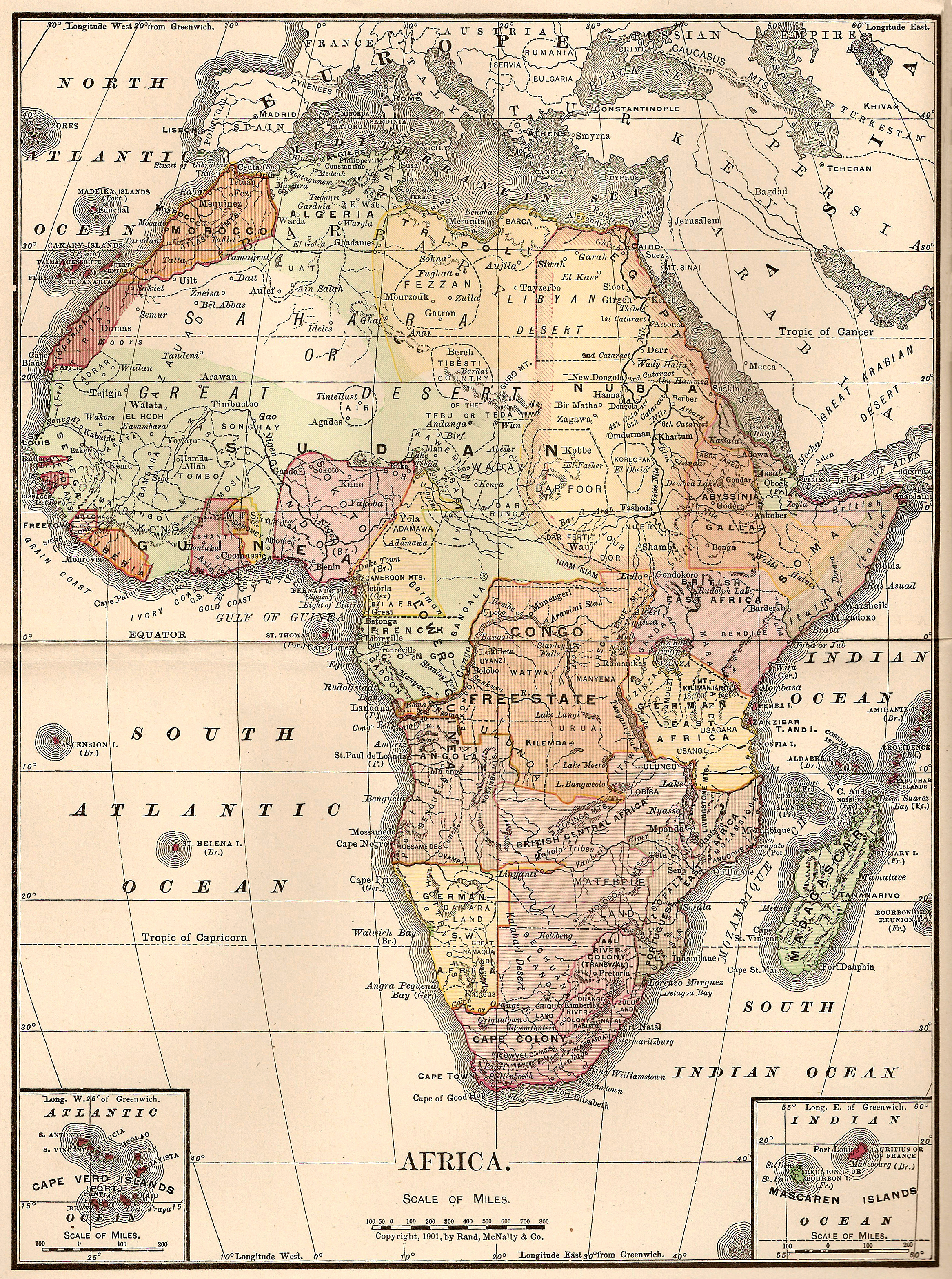 Catnipstudiocollage free vintage clip art map of africa 1901 catnipstudiocollage free vintage clip art map of africa 1901 gumiabroncs