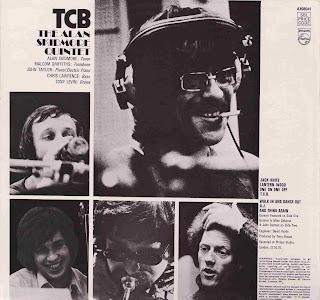 Alan Skidmore Quintet TCB