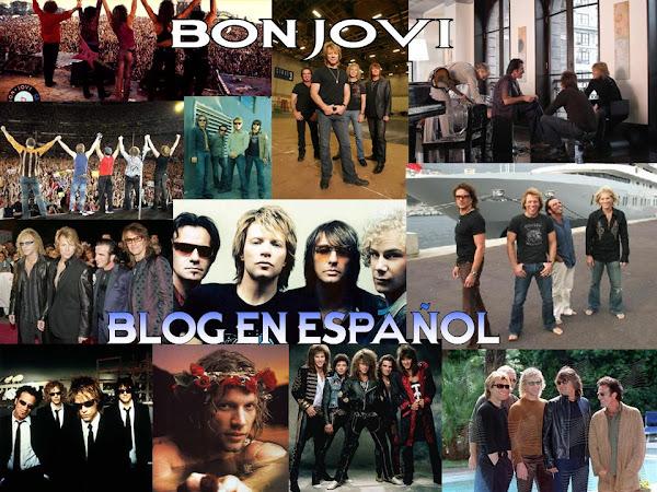 Bon Jovi - Blog en español