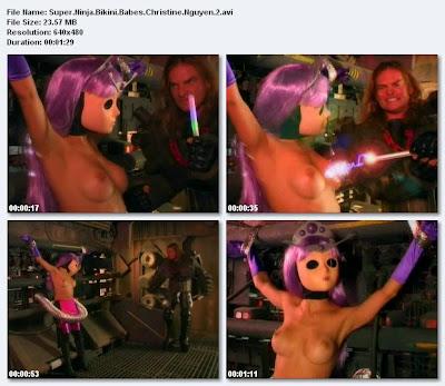 Super Ninja Bikini Babes (feat. Voodoo, Evan Stone, Nicole Sheridan, ...