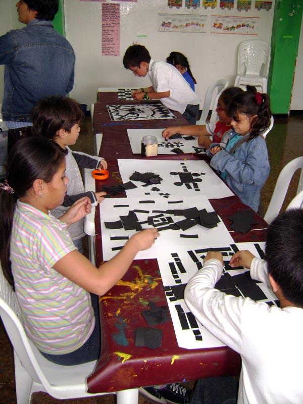 Fotoblog Fundaci N Artevida Formaci N Art Stica Infantil