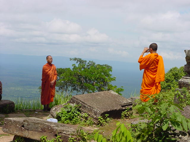 Preah Vihear on top