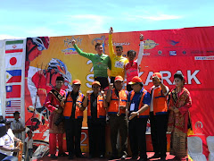 Tour de Singkarak etapae 2a Kota Pariaman