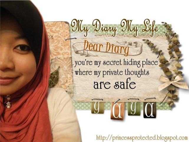 my diary my life