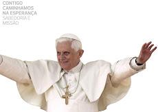 A Visita do Papa Bento XVII