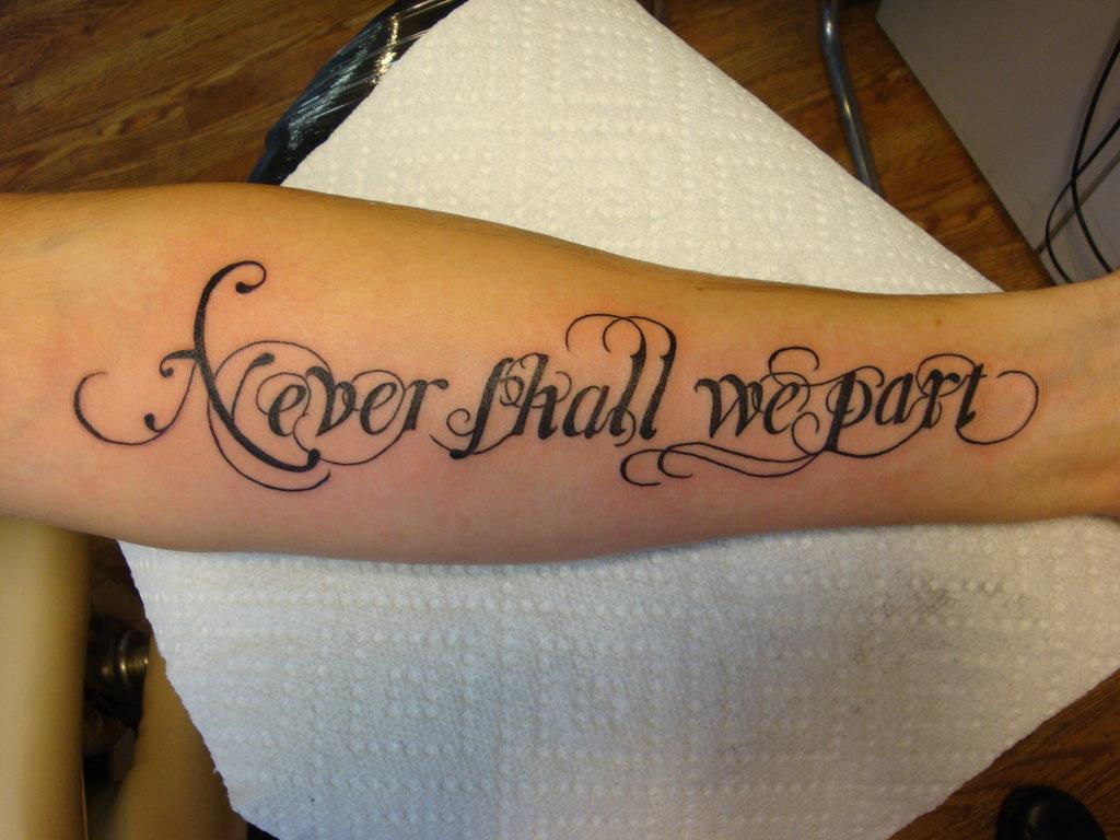 Letras Para Tatuajes Cursiva letras cursivas para tatuajes - vix