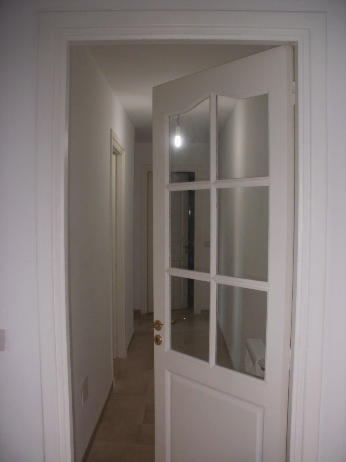 Appartement louer tunis couloir salle de bain et Salle de bain chambre a coucher
