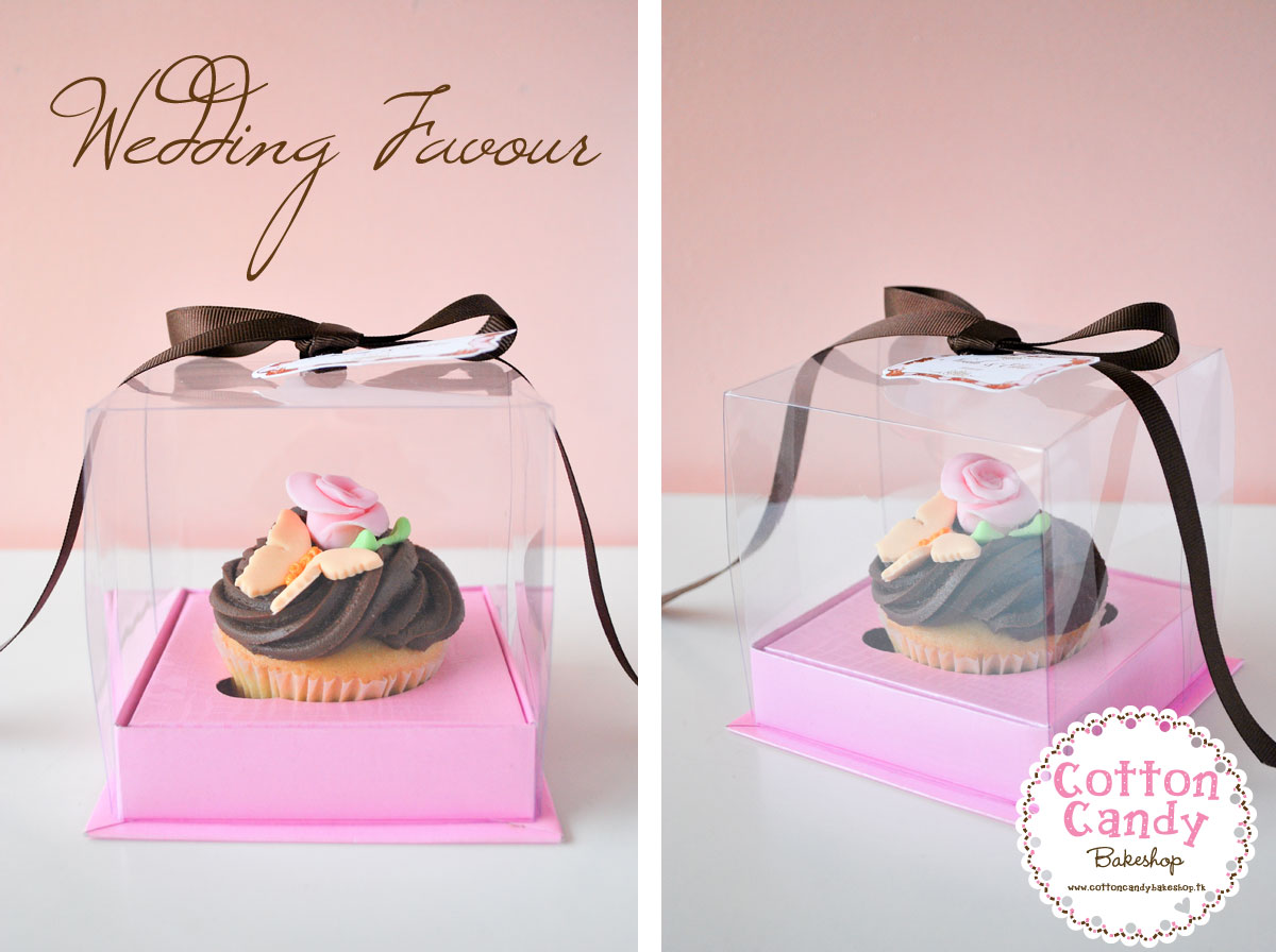 cotton candy bakeshop: New wedding favour packaging
