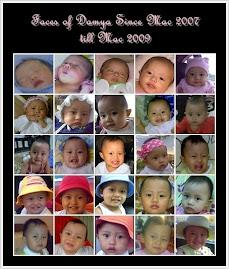 Damya's Faces