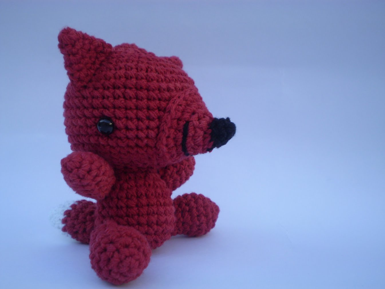 Patrón mini zorro Lucas / Amigurumi little fox pattern