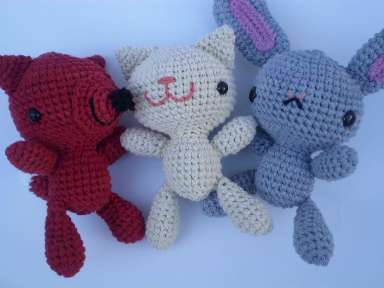 Little Fox Amigurumi : pica-pau: Patron mini zorro Lucas / Amigurumi little fox ...
