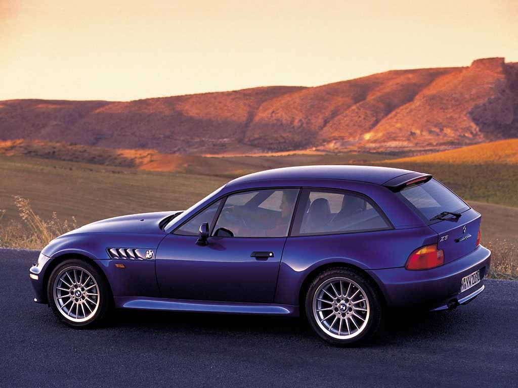 Speedmotive Misunderstood Bmw Z3 Coup 232 1998