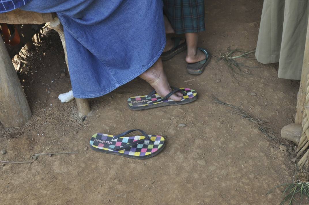 The Sisters Hanaway: New Year, New Shoes