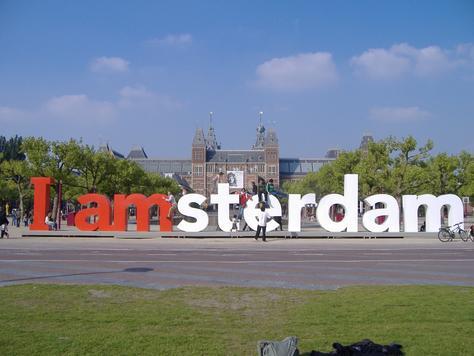 biepmieke: I Amsterdam