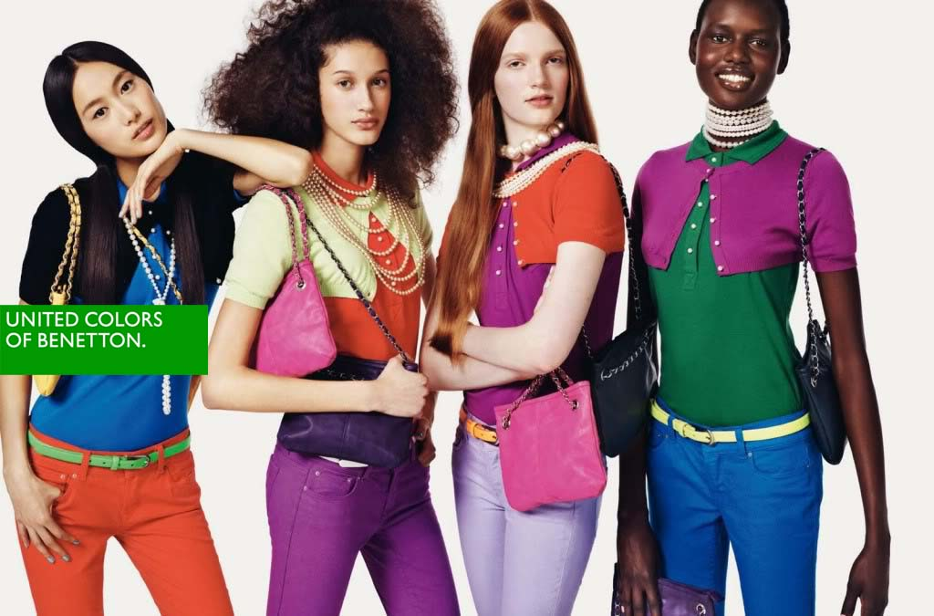 Glam gigs fashion retail beauty career advice ae for Benetton usa online shop