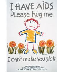 Poster Tentang Berikanlah Kasih Sayang Kepada Pesakit Hiv Aids