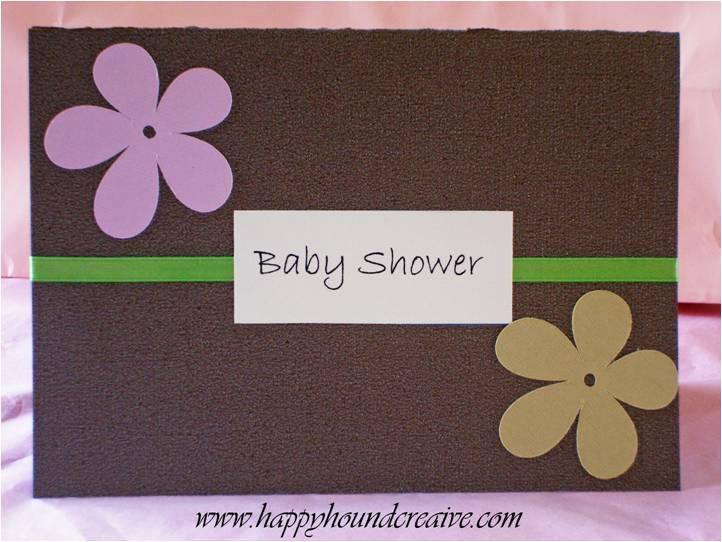 happy hound creative baby shower invitations