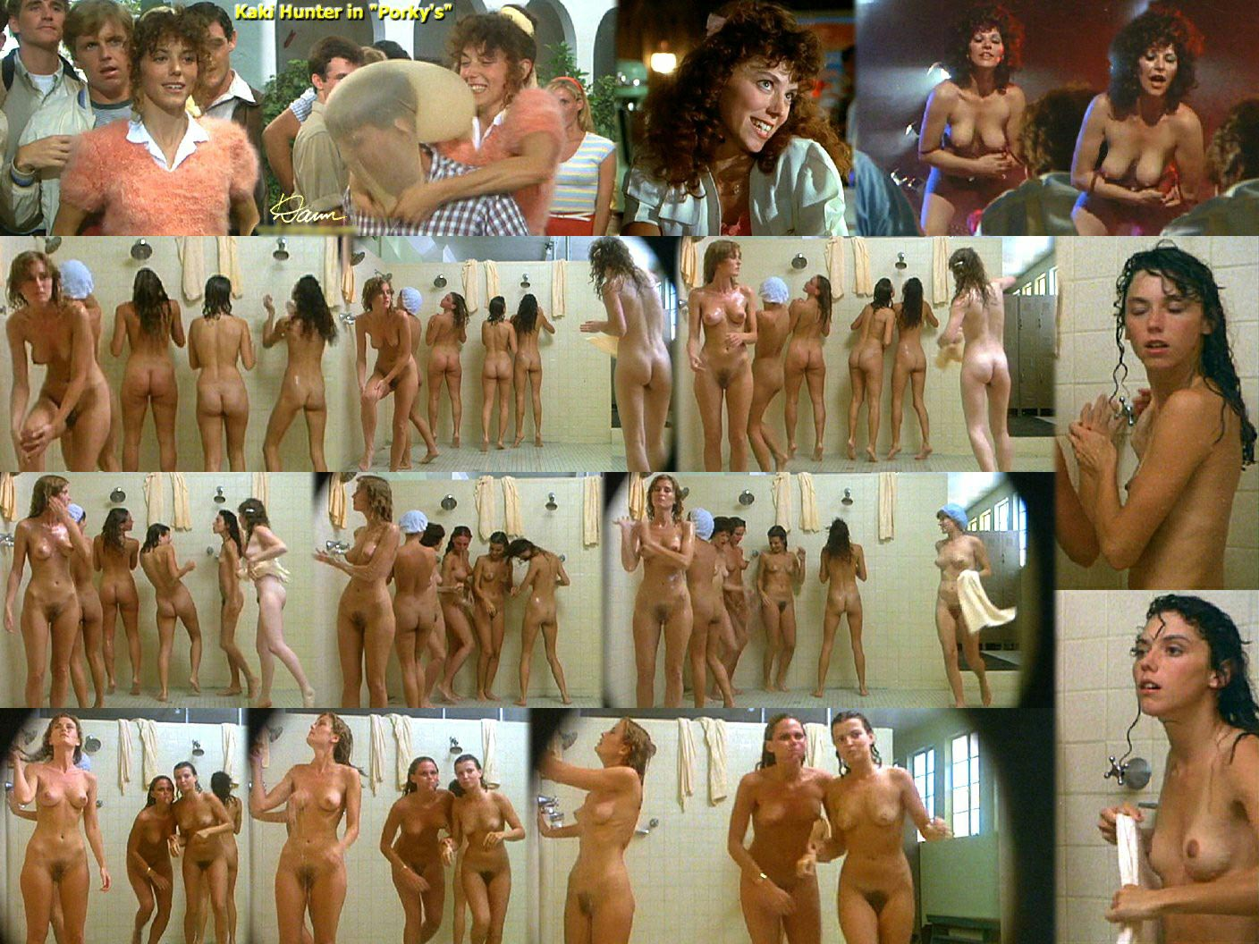 nude movie shower scenes