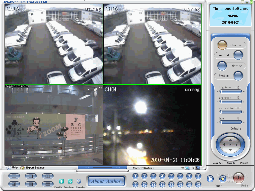 H264 WebCam Deluxe v4.0 + Crack