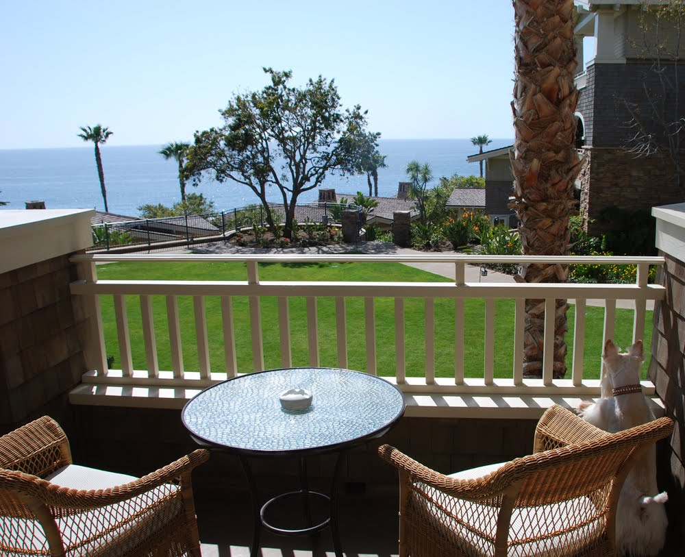 THE MONTAGE -- LAGUNA BEACH -- Sweet Suites and more | The Dining Duo