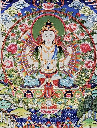 Buda da Compaixão
