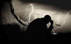 No mundo tereis aflições,mas tende bom ânimo, eu venci o mundo.    João 16:33