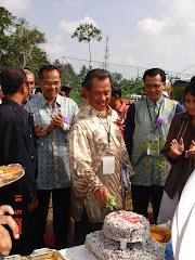 Menyambut Ulang Tahun Kelahiran YB Tan Sri Muhyiddin
