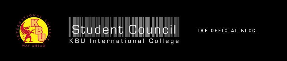 KBU Student Council Blog