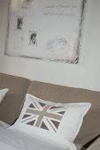 Sofakrok og nye puter