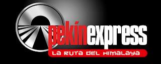 Pekin Express - Logo