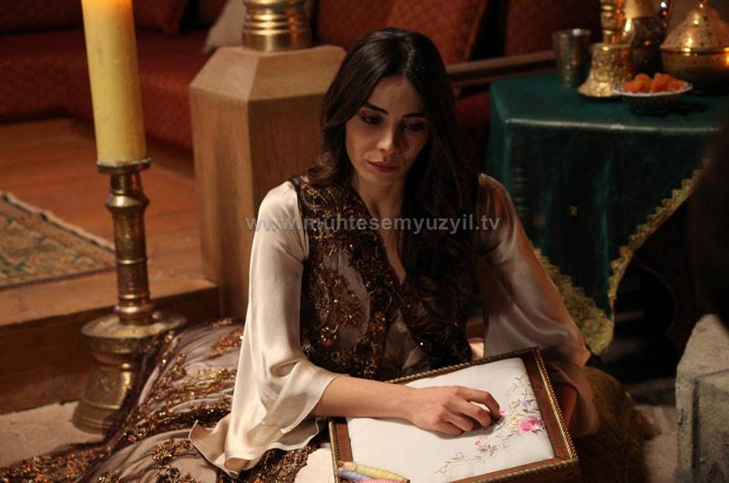 عکسهای جدید بازیگران سریال حریم سلطان