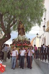 San José a hombros