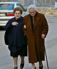 Gente de La Murada - Josefica y María