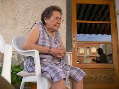 Gente muradeña - Teresa