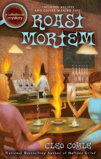 Giveaway: Roast Mortem by Cleo Coyle