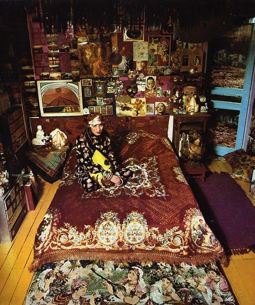 Hippie bedroom ideas – Gypsy Bedroom Decor