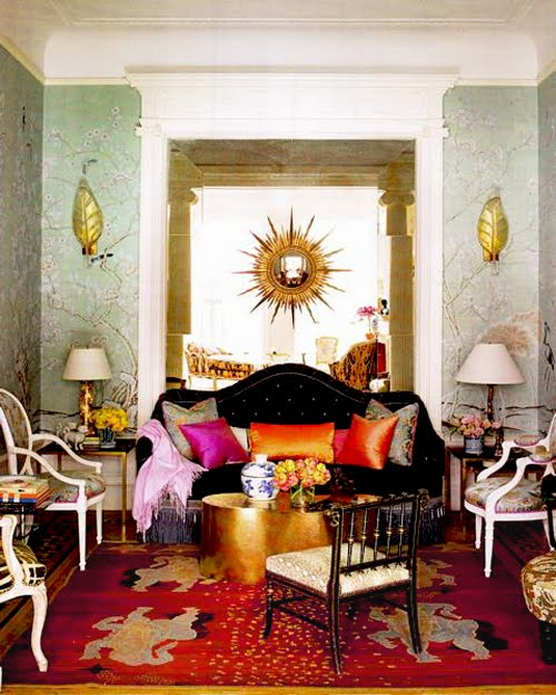 Bohemian Decorating Ideas | DECORATING IDEAS