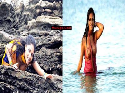 Sexy Telugu Actress Boobs